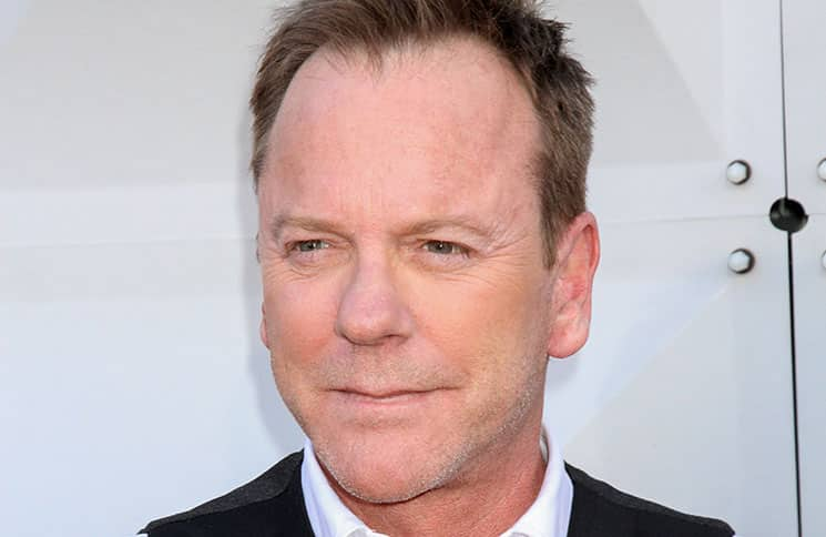 Kiefer Sutherland - 51st Academy of Country Music Awards