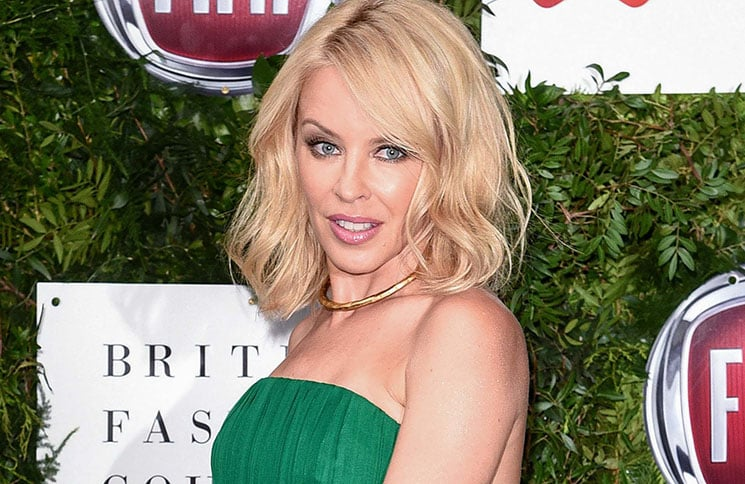 Kylie Minogue - One For The Boys Fashion Ball 2016