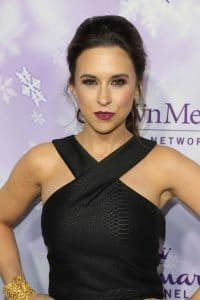Lacey Chabert - Hallmark Channel and Hallmark Movies and Mysteries Winter 2016 TCA Press Tour
