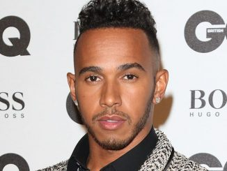 Lewis Hamilton - GQ Men of the Year Awards 2016