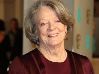 Maggie Smith - EE British Academy Film Awards 2016