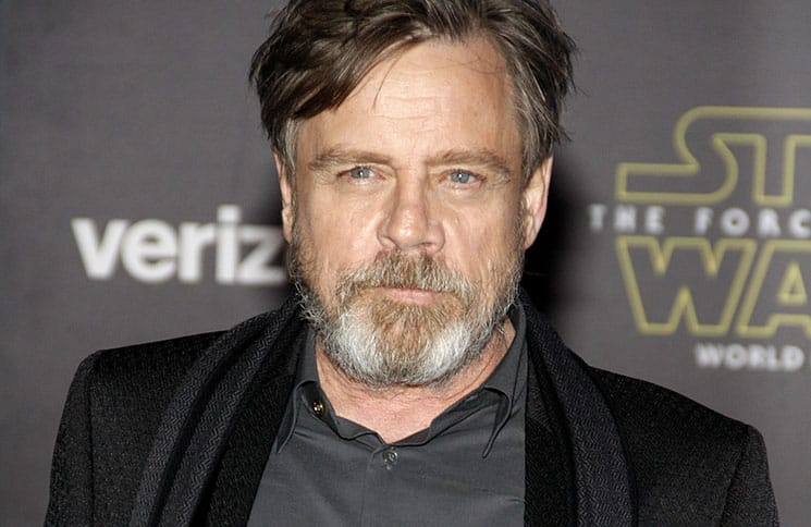 "Mark Hamill - ""Star Wars: The Force Awakens"" World Premiere"
