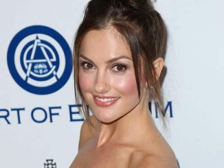 Minka Kelly - Art Of Elysium's 9th Annual Heaven Gala