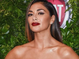 Nicole Scherzinger - One For The Boys Fashion Ball 2016