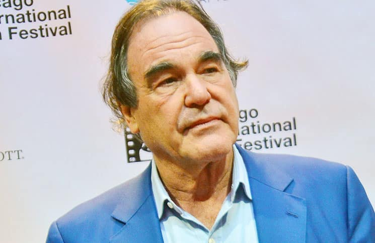 Oliver Stone - The 50th Chicago International Film Festival