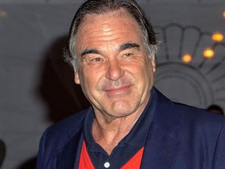 Oliver Stone - 61st Annual San Sebastian International Film Festival