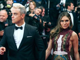 Robbie Williams, Ayda Field - 68th Annual Cannes Film Festival