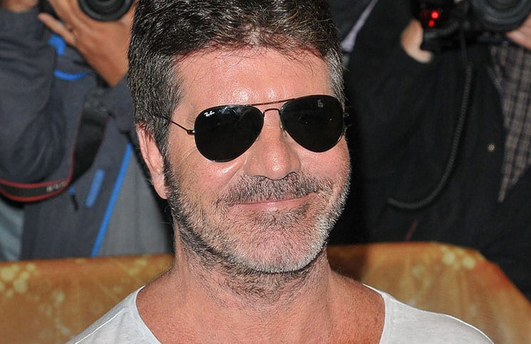 "Simon Cowell - ""The X Factor"" UK Season 12 Press Launch"