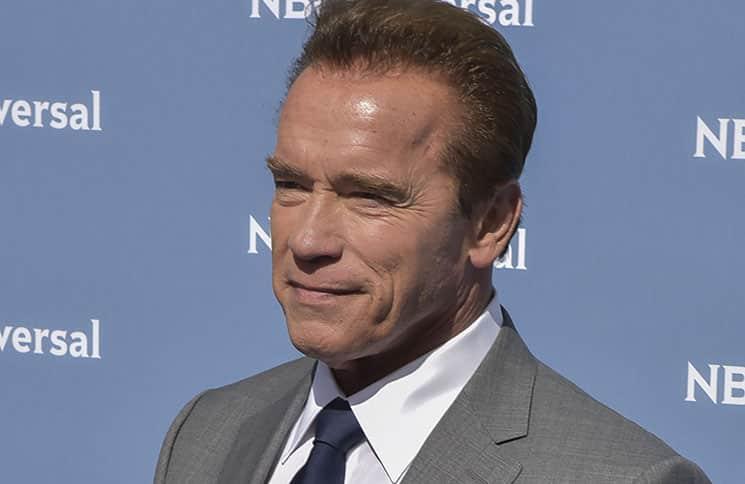 Arnold Schwarzenegger - NBCUniversal 2016 Upfront Presentation