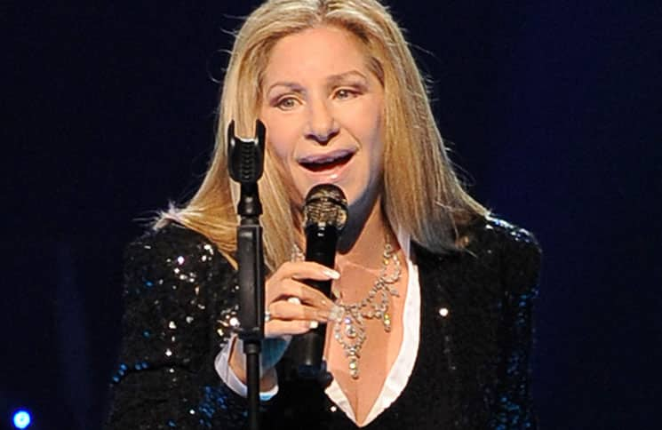 Barbra Streisand in Concert at the O2 Arena in London - June 1, 2013 - 2