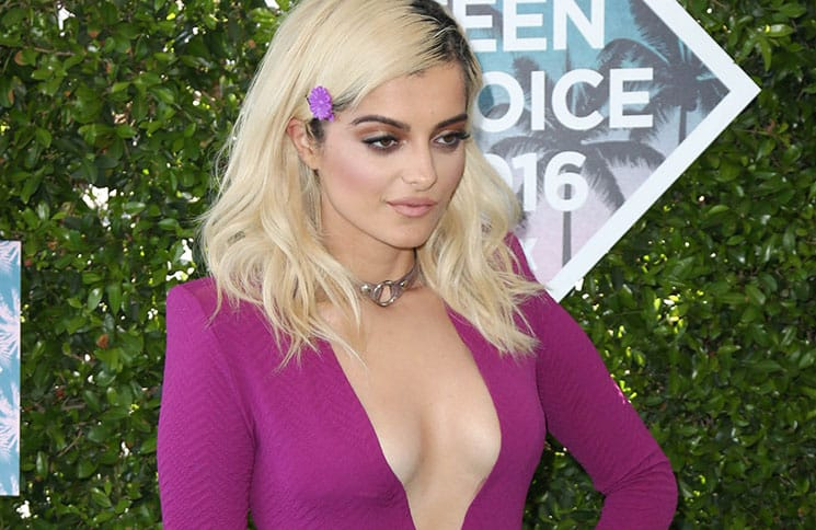 Bebe Rexha - 2016 Teen Choice Awards