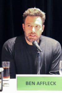 """Ben Affleck - """"The Accountant"""" Los Angeles Press Conference"""