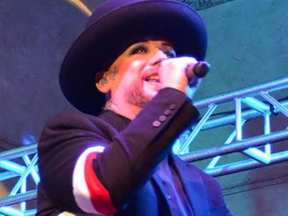 Boy George New Year's Eve Concert at the Hollywood Roosevelt in Los Angeles - December 31, 2015