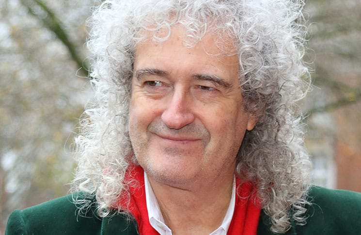 "Brian May - Matthew Bourne's ""Sleeping Beauty"" Gala Performance"