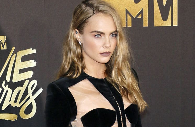 Cara Delevingne - 2016 MTV Movie Awards - 2