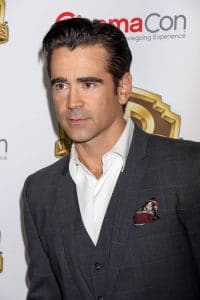 """Colin Farrell - CinemaCon 2016 - Warner Bros. Pictures """"The Big Picture"""" An Exclusive Presentation Highlighting the Summer of 2016 and Beyond"""