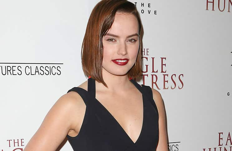 "Daisy Ridley - ""The Eagle Huntress"" Los Angeles Premiere"