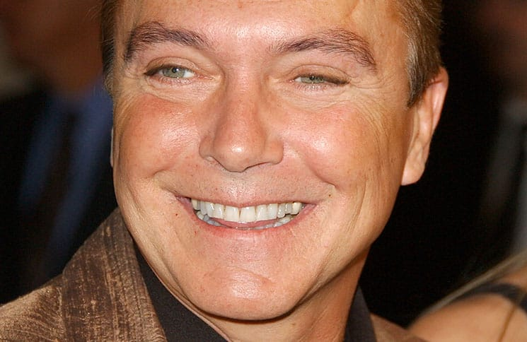 David Cassidy - The 9th Annual Family Television Awards