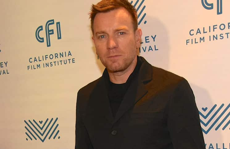 Ewan McGregor - 39th Annual Mill Valley Film Festival