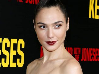 "Gal Gadot - ""Keeping Up With The Joneses"" Los Angeles Premiere"