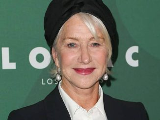 Helen Mirren - 8th Annual Variety's Power of Women Luncheon
