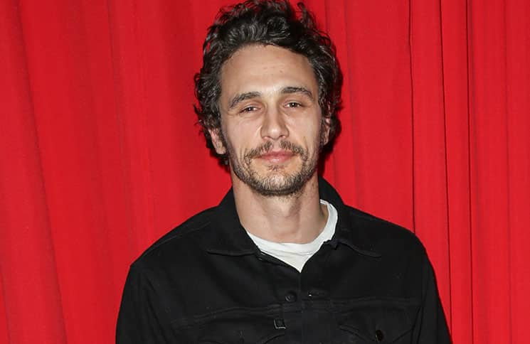 """James Franco - """"Those People"""" Los Angeles Screening and Q&A Moderated by James Franco"""