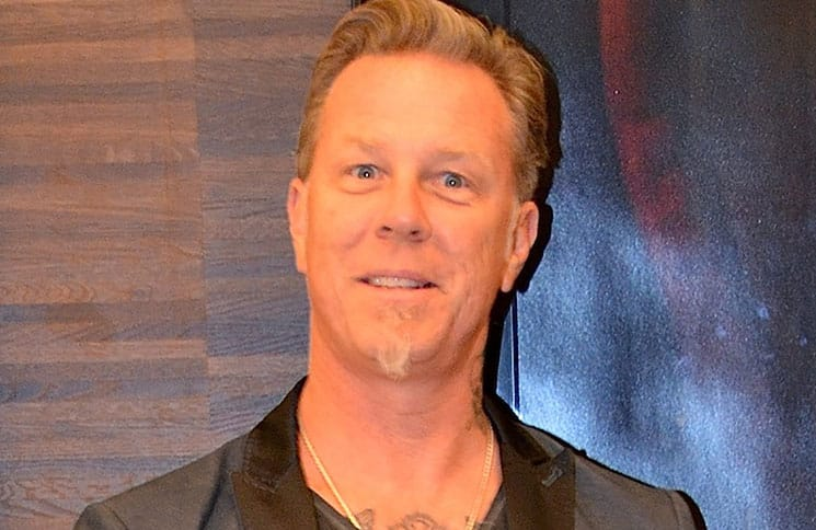 "James Hetfield - ""Metallica: Through the Never"" San Francisco Special Screening"
