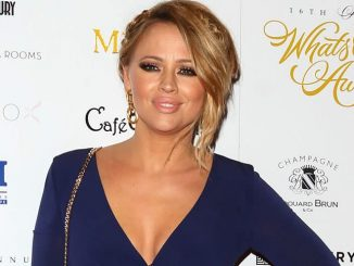 Kimberley Walsh - 16th Annual WhatsOnStage Awards