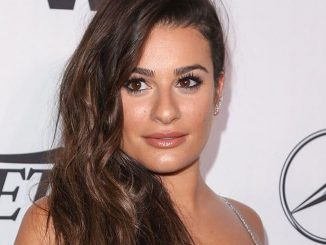Lea Michele - Variety and Women in Film Host Pre-68th Annual Primetime Emmy Awards Celebration
