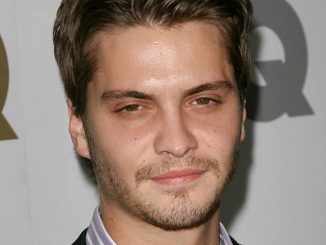 "Luke Grimes - GQ 2010 ""Men of the Year"" Party"