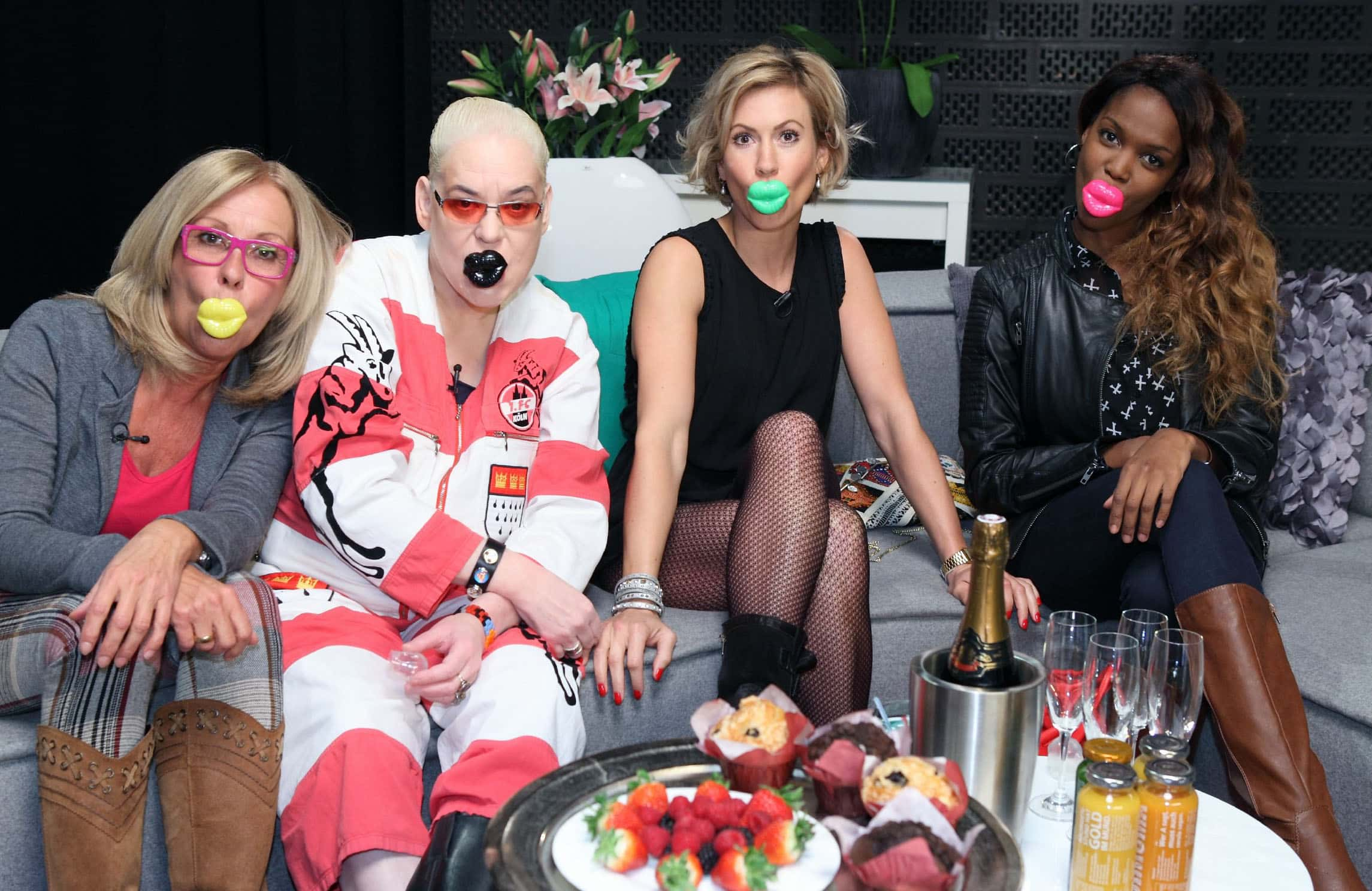 Margarethe Schreinemakers Nackt shopping loomee tv