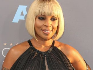 Mary J. Blige - The 21st Annual Critics' Choice Awards