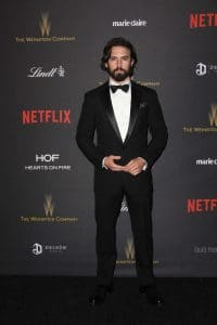 Milo Ventimiglia - 2016 Weinstein Company and Netflix Golden Globes After Party