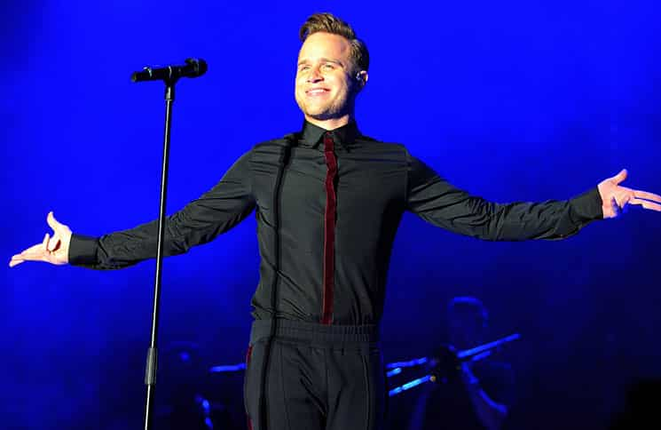 Olly Murs - 2016 Fusion Festival at Otterspool Parade - 2