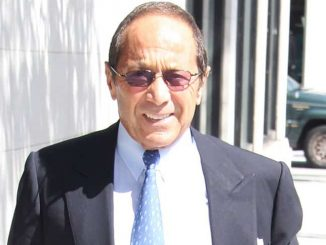 Paul Anka Sighted Walking in Beverly Hills on October 7, 2011