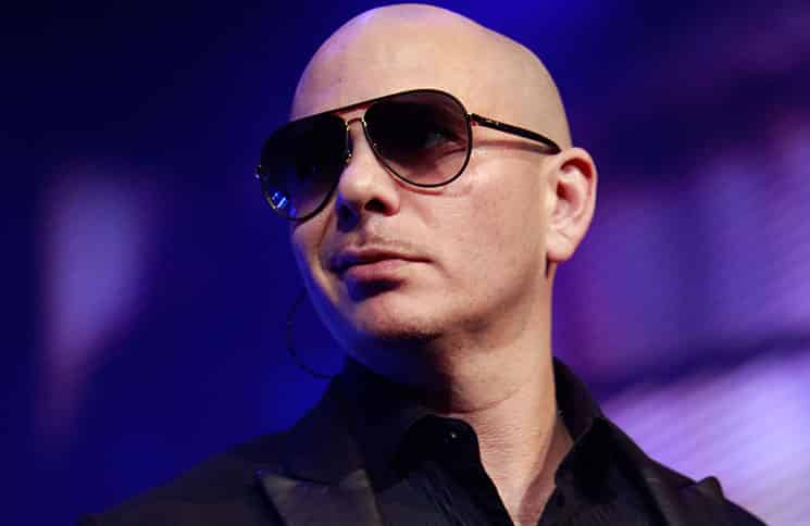 Pitbull The Bad Man Tour in Concert at Prudential Center in Newark - August 13, 2016