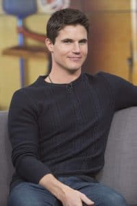 Robbie Amell Visits CTV's The Social in Toronto on February 17, 2015