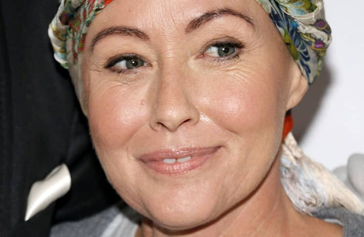 Shannen Doherty - Hollywood Unites For The 5th Biennial Stand Up To Cancer