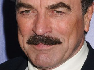 Tom Selleck - 2010 CBS Upfronts