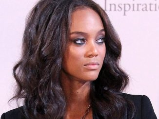 Tyra Banks - 4th Annual WIE Symposium New York - Day 2