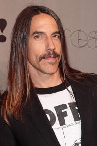 Anthony Kiedis - treats! Magazine Launch Party
