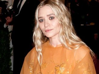 "Ashley Olsen - ""PUNK: Chaos to Couture"" Costume Institute Gala"