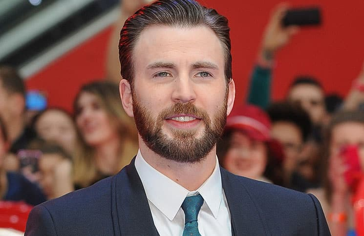 "Chris Evans - ""Captain America: Civil War"" UK Premiere"