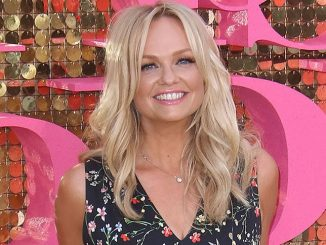 "Emma Bunton - ""Absolutely Fabulous: The Movie"" World Premiere"