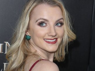 "Evanna Lynch - ""The Wizarding World of Harry Potter"" Opening Hosted by Universal Studios Hollywood"