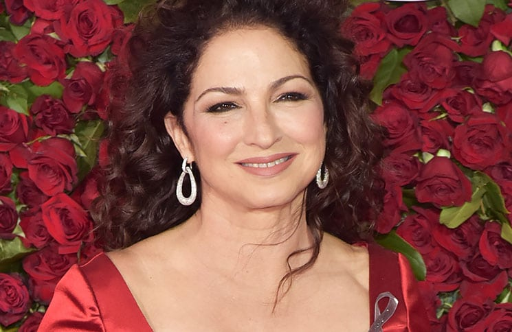 Gloria Estefan - 70th Annual Tony Awards
