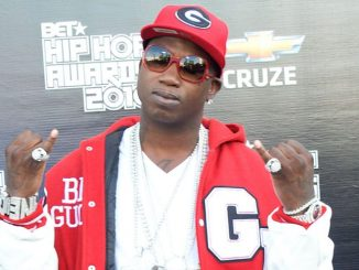 Gucci Mane - BET Hip Hop Awards 2010