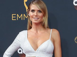 Heidi Klum - 68th Annual Primetime Emmy Awards