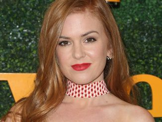 Isla Fisher - 7th Annual Veuve Clicquot Polo Classic Los Angeles