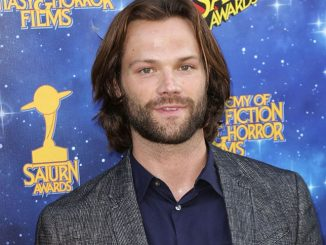 Jared Padalecki - 42nd Annual Saturn Awards